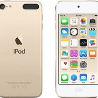 Apple iPod Touch 64GB Gold (6th Generation)