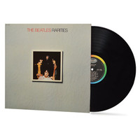 "THE BEATLES - ""Rarities"" vinyl record"