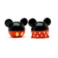 Disneyland Paris Mickey and Minnie Mouse Salt and Pepper Shakers | Disney Store