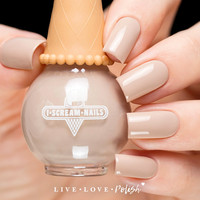 I Scream Nails Cinnamon Donut Nail Polish