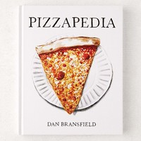 Pizzapedia: An Illustrated Guide to Everyone's Favorite Food By Dan Bransfield | Urban Outfitters