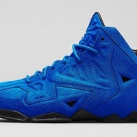 """Nike LeBron 11 EXT """"Blue Suede"""" Release Details"""