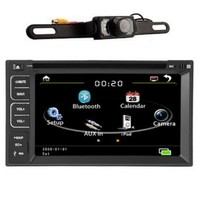 Ouku 6.2 Inch 2din TFT Screen In-dash Car DVD Player Support Bt, Rds,touch Screen