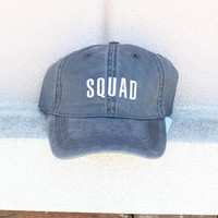 Squad Baseball Hat