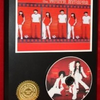 White Stripes Limited Edition Picture Disc CD Rare Collectible Music Display