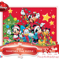 Disney Together Time 400 Piece Family Jigsaw Puzzle
