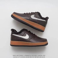 Nike Air Force 1 Pinnacle QS GS Casual Sport Shoes Sneakers