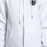 SHOP THE HUNDREDS | The Hundreds: Booked zip-up hooded sweatshirt