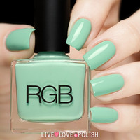 RGB Minty Nail Polish (Core Collection)