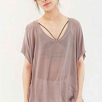 LAmade Staycay Tee- Taupe One