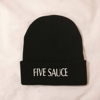 5 Seconds of Summer '5sos' Beanie