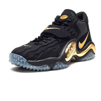 NIKE AIR ZOOM TURF JET 97 - BLACK/GOLD | Undefeated