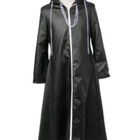 Japanese Anime Kingdom Hearts II Cosplay Costume - Organization XIII Outfit Kid Size Small