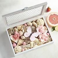 Pink Champagne Decorative Boxed Potpourri