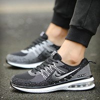 Kezrea Lightweight Running Shoes for Men Breathable Air Mesh Cushion Sports Shoes Men Jogging Walking Athletics Trainers Shoes