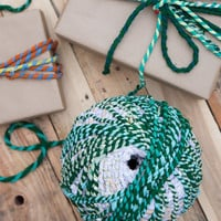 Show Them the Ropes Yarn Ball