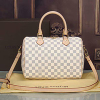 Louis Vuitton LV large-capacity tote bag, travel bag, duffel bag, fashion ladies and men's handbags, shopping bags, shoulder messenger bag