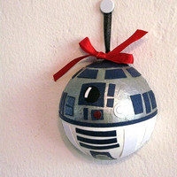 Star Wars R2D2 Holiday Christmas Ornament