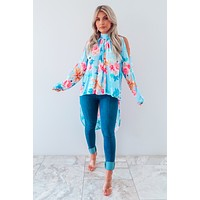 Top Of The List Blouse: Multi