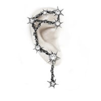Alchemy Gothic Daughters Of Darkness Ear Wrap Stars