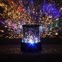 VeeCome VeeCome Star Master LED Projector Night Light for babies and kids as gifts and presents.