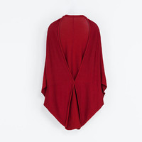 Batwing Sleeve Knitted Sweaters