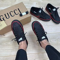 GUCCI 2021 New Men's casual shoes