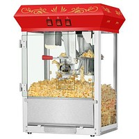Popcorn Machine 8oz 220v Great Northern