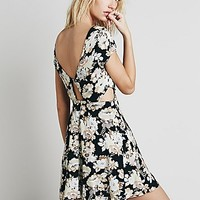 Free People Womens Isla Fit and Flare