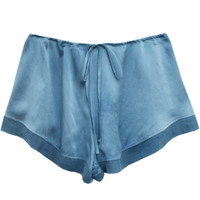 Dreamy Flutter Shorts - Blue Sky