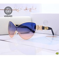VERSACE Styish Men Women Summer Sun Shades Eyeglasses Glasses Sunglasses 4#