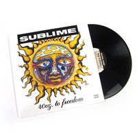Sublime: 40oz. To Freedom Vinyl 2LP