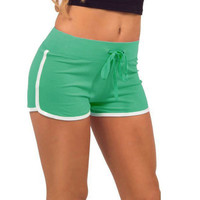 Elastic Waist Shorts (Exclusive Sale)