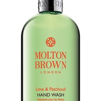 MOLTON BROWN London 'Lime & Patchouli' Fine Liquid Hand Wash