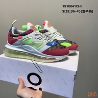 HCXX 19Nov 179 Nike Air Max 720 OBJ CK2531-900 Mesh Sneakers Men Women Cushion Running Shoes