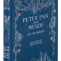 Peter Pan and Wendy | Folio Illustrated Book