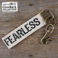 Fearless Key Fob By Natural Life