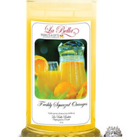 Freshly Squeezed Oranges Scented Jewelry Candle