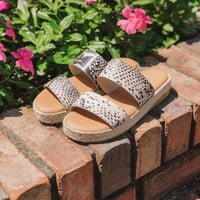 One Two Step Sandals