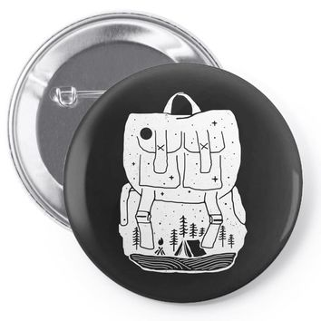 backpacker Pin-back button