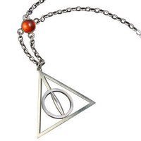 Harry Potter and the Deathly Hallows: Xenophilius Lovegood Necklace |