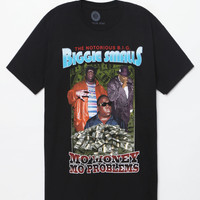 Biggie Mo' Money Mo' Problems T-Shirt at PacSun.com