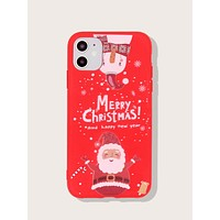 Christmas Santa iPhone Case