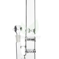 Toker Supply - Double Waffle Perc Water Pipe