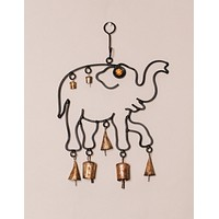 Elephant Beaded Chime