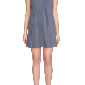 1.State | Faux Suede Shift Dress | Nordstrom Rack