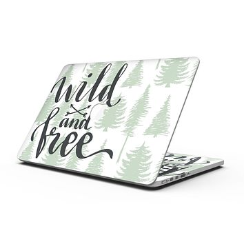 Wild and Free - MacBook Pro with Retina Display Full-Coverage Skin Kit