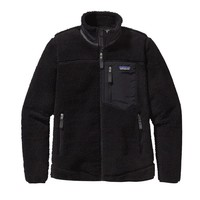 Patagonia Women's Classic Retro-X® Windproof Jacket | Black