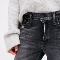 Free People Fly Away Dropout Snippet Jeans