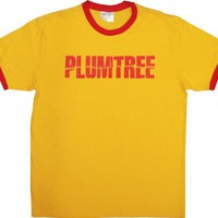 Plumtree Scott Pilgrim Band Logo Gold T-shirt Tee